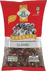 24 Mantra Organic Cloves (Whole)