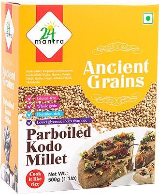24 Mantra Ancient Grains Pearled Kodo Millet