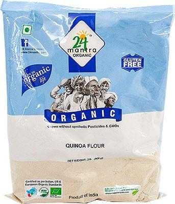 24 Mantra Organic Quinoa Flour - 2 lbs