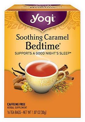 Yogi Soothing Caramel Bedtime Tea