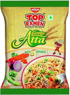 Top Ramen Atta Noodles - Masala