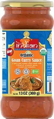 Truly Indian Organic Goan Curry Sauce