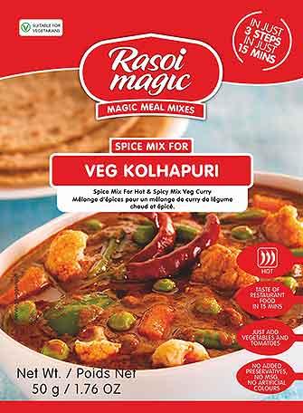Rasoi Magic Veg Kolhapuri Mix