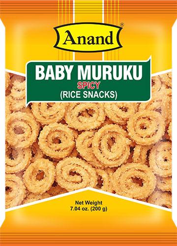 Anand Baby Muruku (spicy)