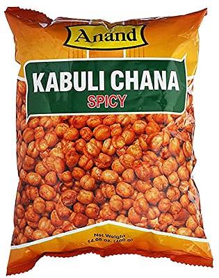 Anand Kabuli Chana - Spicy