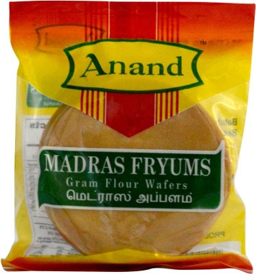 Anand Madras Fryums (Appalam)