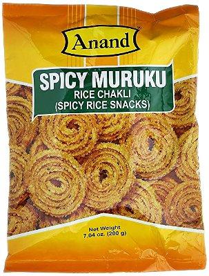 Anand Spicy Muruku (Rice Chakli)