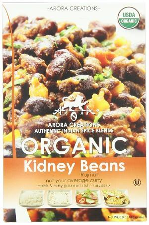 Arora Creations Organic Kidney Beans (Rajmah) Masala
