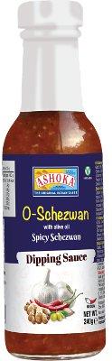 Ashoka O-Schezwan Dipping Sauce - Spicy Schezwan