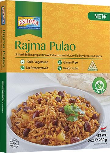 Ashoka Rajma Pulao (Vegan) (Ready-to-Eat) - BUY 1 GET 1 FREE!