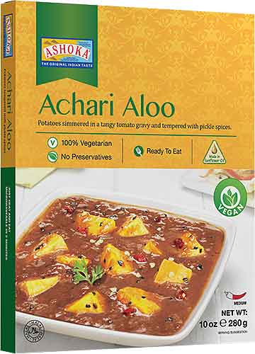 Ashoka Achari Aloo (Ready-to-Eat) - BUY 1 GET 1 FREE!