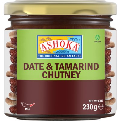 Ashoka Date & Tamarind Chutney