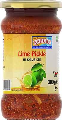 Ashoka Lime Pickle in Olive Oil