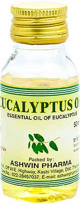 Ashwin Pharma Eucalyptus Oil - 100 ml