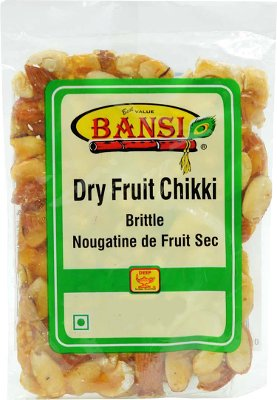 Bansi Dry Fruit Chikki / Brittle