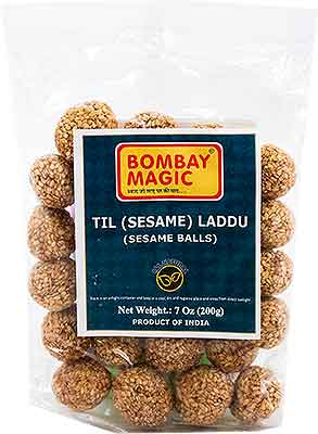 Bombay Magic Til (Sesame) Laddu