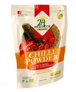 24 Mantra Organic Chili Powder
