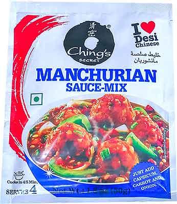 Ching's Secret Manchurian Sauce Mix