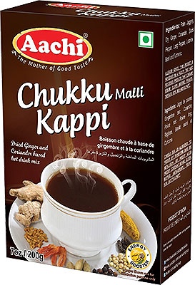 Aachi Chukku Malli (Ginger & Spice Drink) Powder