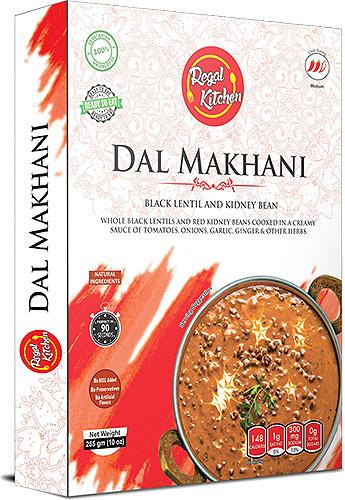 Regal Kitchen Dal Makhani (Ready-to-Eat) - BUY 2 GET 1 FREE!