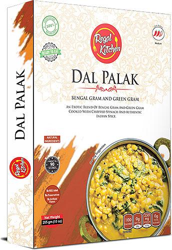 Regal Kitchen Dal Palak (Ready-to-Eat) - BUY 2 GET 1 FREE!