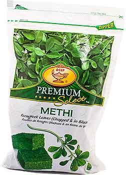 Deep Methi (Fenugreek Leaves) (FROZEN)