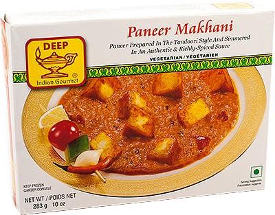 Deep Paneer Makhani (FROZEN)