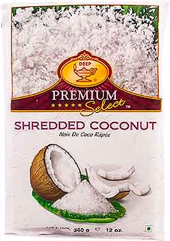 Deep Shredded Coconut (FROZEN)