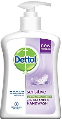 Dettol Sensitive pH Balanced Handwash