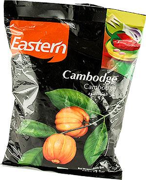 Eastern Cambodge / Malabar Tamarind / Fish Puli - 100 gms
