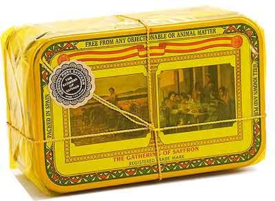 'Gathering Brand' Saffron (Spain) - 1 oz (28 gms)