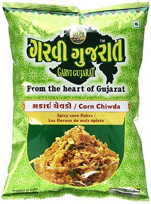 Garvi Gujarat Corn Chiwda