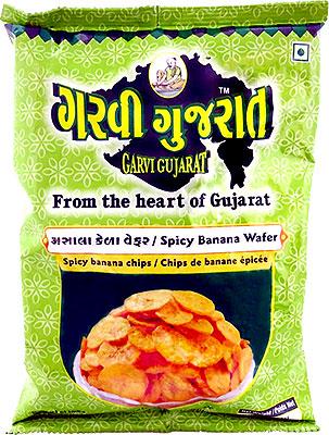 Garvi Gujarat Spicy Banana Wafer