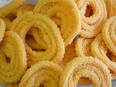 Gharana Foods Chakri (Muruku)