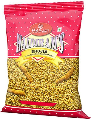 Haldiram's Bhujia Masala - 7 oz