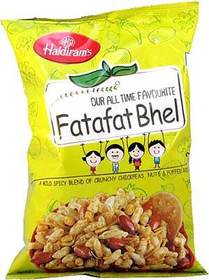 Haldiram's Fatafat Bhel