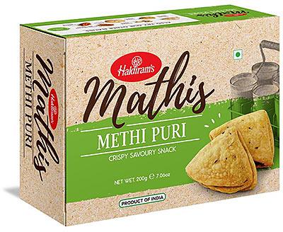 Haldiram's Methi Puri