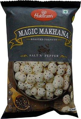 Haldiram's Magic Makhana - Salt N Pepper