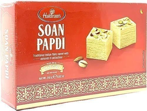 Haldiram's Special Soan Papdi - 500 gm