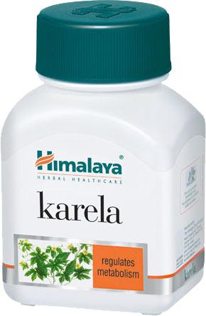 Himalaya Karela / Bittermelon (Blood Sugar Health) - 60 capsules