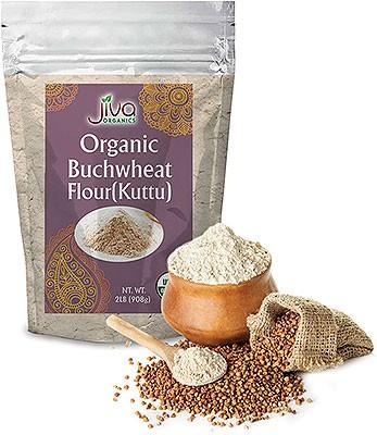 Jiva Organics Buckwheat (Kuttu) Flour