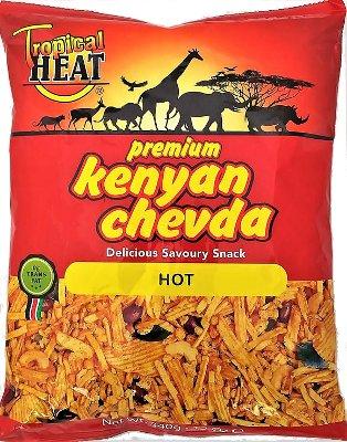 Tropical Heat Premium Kenyan Chevda - Hot