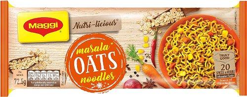 Maggi Oats Noodles - Masala