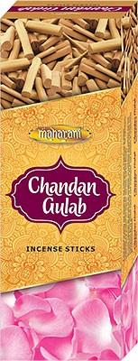 Maharani Chandan Gulab Incense - 120 Sticks