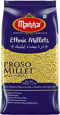 Manna Pearled Proso Millet