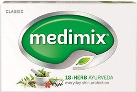 Medimix 18-Herb Ayurveda Soap