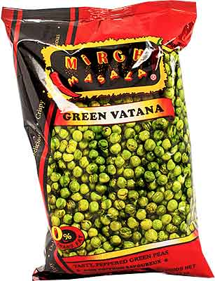 Mirch Masala Green Vatana