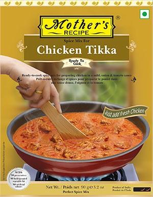 Mother's Recipe Chicken Tikka Mix