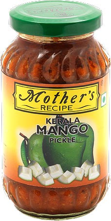 Mother's Recipe Kerala Mango Pickle
