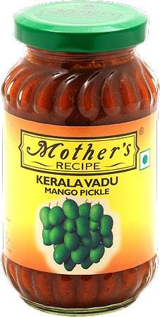 Mother's Recipe Kerala Vadu Mango Pickle